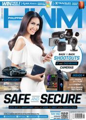 Cover Majalah HWM Philippines Oktober 2016