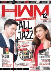 Cover Majalah HWM Philippines Desember 2016