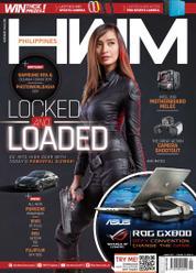 Cover Majalah HWM Philippines Maret 2017