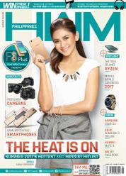 Cover Majalah HWM Philippines April 2017