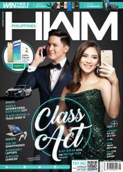 Cover Majalah HWM Philippines Mei 2017