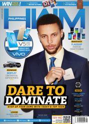 Cover Majalah HWM Philippines Juni 2017