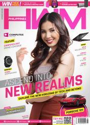 Cover Majalah HWM Philippines Juli 2017