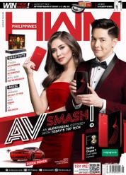 Cover Majalah HWM Philippines Agustus 2017