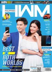 Cover Majalah HWM Philippines Oktober 2017