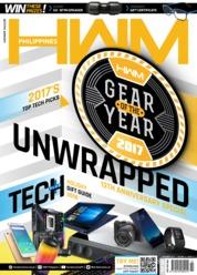 Cover Majalah HWM Philippines Desember 2017