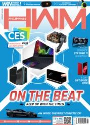 Cover Majalah HWM Philippines Februari 2018