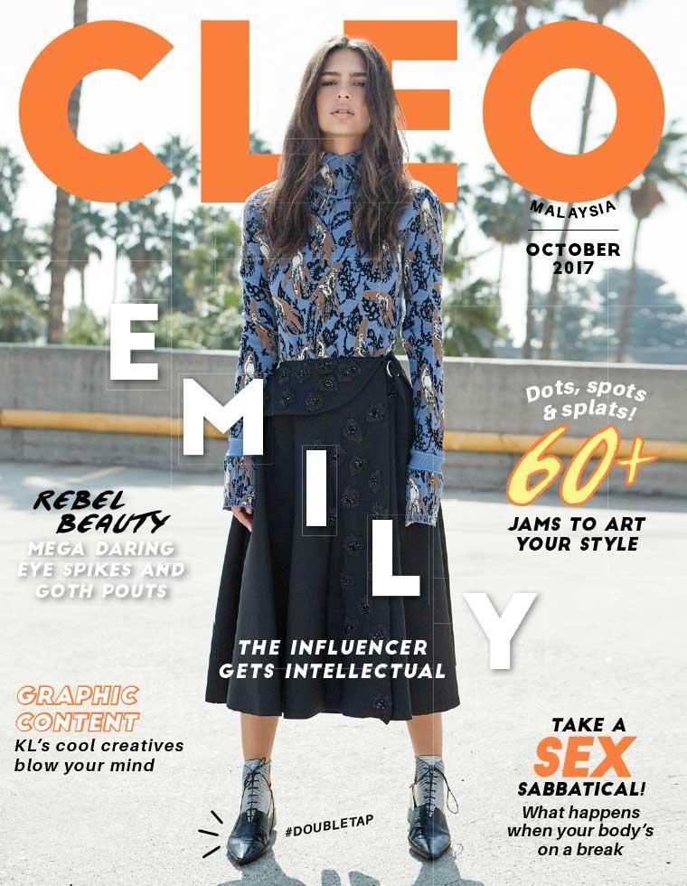 Majalah Digital CLEO Malaysia Oktober 2017