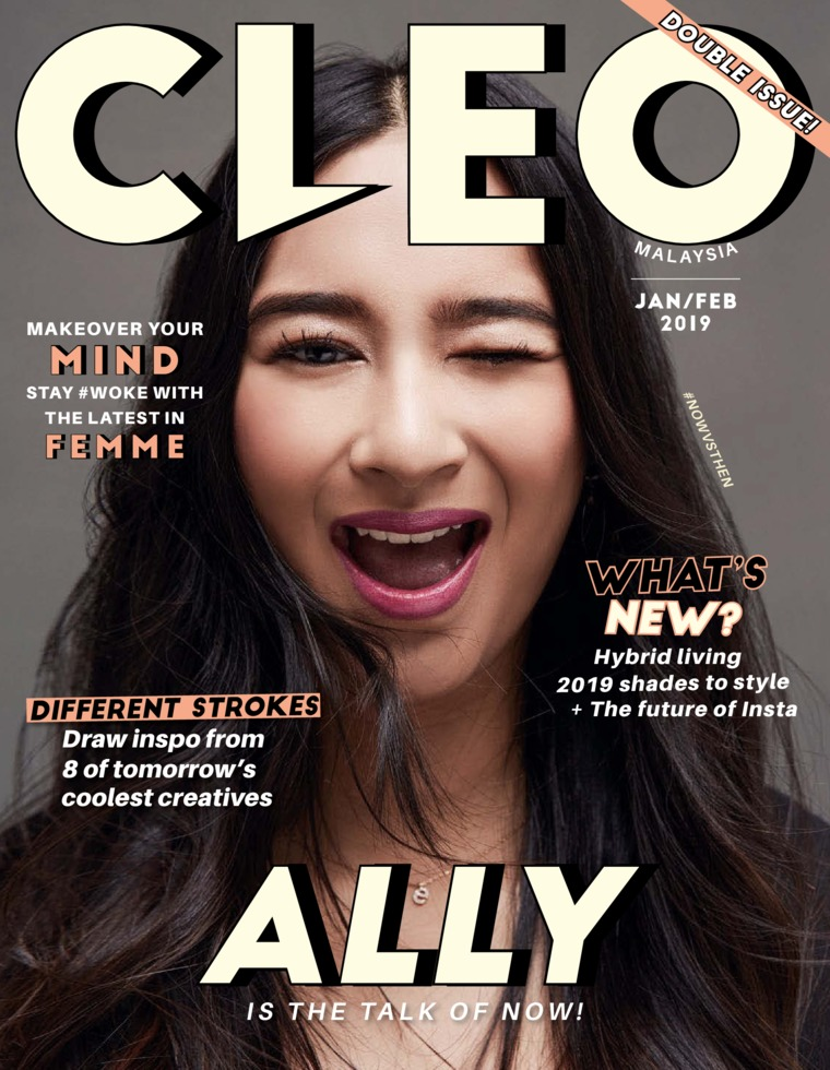 Majalah Digital CLEO Malaysia Januari 2019