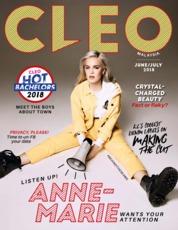 Cover Majalah CLEO Malaysia Juni 2018