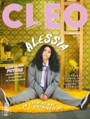 CLEO Malaysia Magazine Cover September 2019