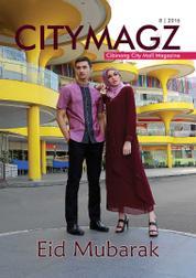 Cover Majalah CITYMAGZ Cibinong ED 08 Juli 2016