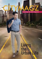 Cover Majalah CITYMAGZ Cibinong ED 09 Oktober 2016