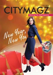 Cover Majalah CITYMAGZ Cibinong ED 10 November 2016