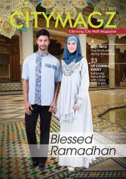 Cover Majalah CITYMAGZ Cibinong ED 12 Januari 2017