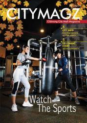 Cover Majalah CITYMAGZ Cibinong ED 13 September 2017