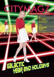 Cover Majalah CITYMAGZ Cibinong ED 14 Desember 2017