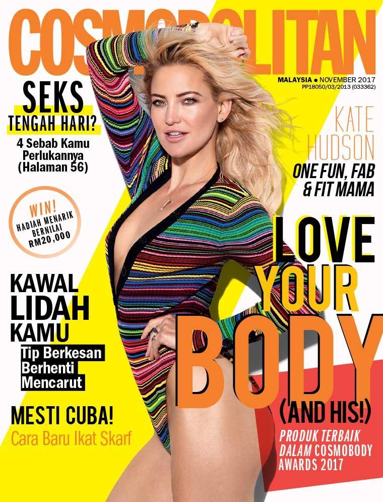 Majalah Digital COSMOPOLITAN Malaysia November 2017