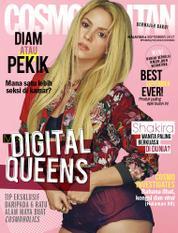 Cover Majalah COSMOPOLITAN Malaysia September 2017