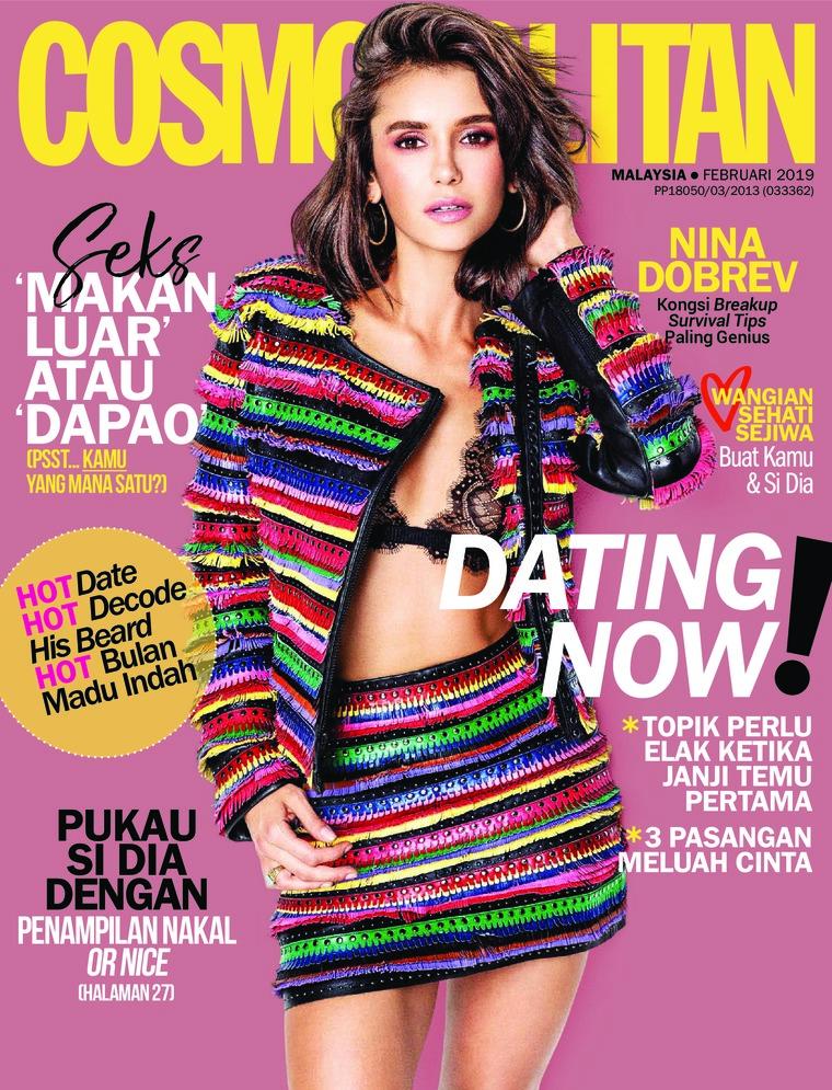 Majalah Digital COSMOPOLITAN Malaysia Februari 2019