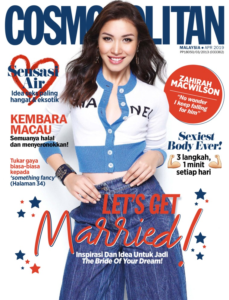 COSMOPOLITAN Malaysia Digital Magazine April 2019