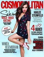 COSMOPOLITAN Malaysia Magazine Cover March 2018