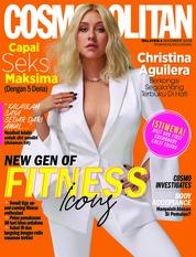Cover Majalah COSMOPOLITAN Malaysia November 2018