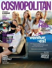 Cover Majalah COSMOPOLITAN Malaysia Juli 2019