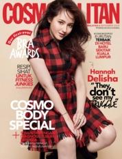 COSMOPOLITAN Malaysia Magazine Cover September 2019