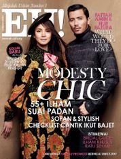 Cover Majalah EH Malaysia Agustus 2017