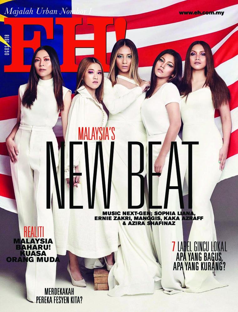 Majalah Digital EH Malaysia Agustus 2018