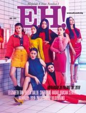 Cover Majalah EH Malaysia November 2018