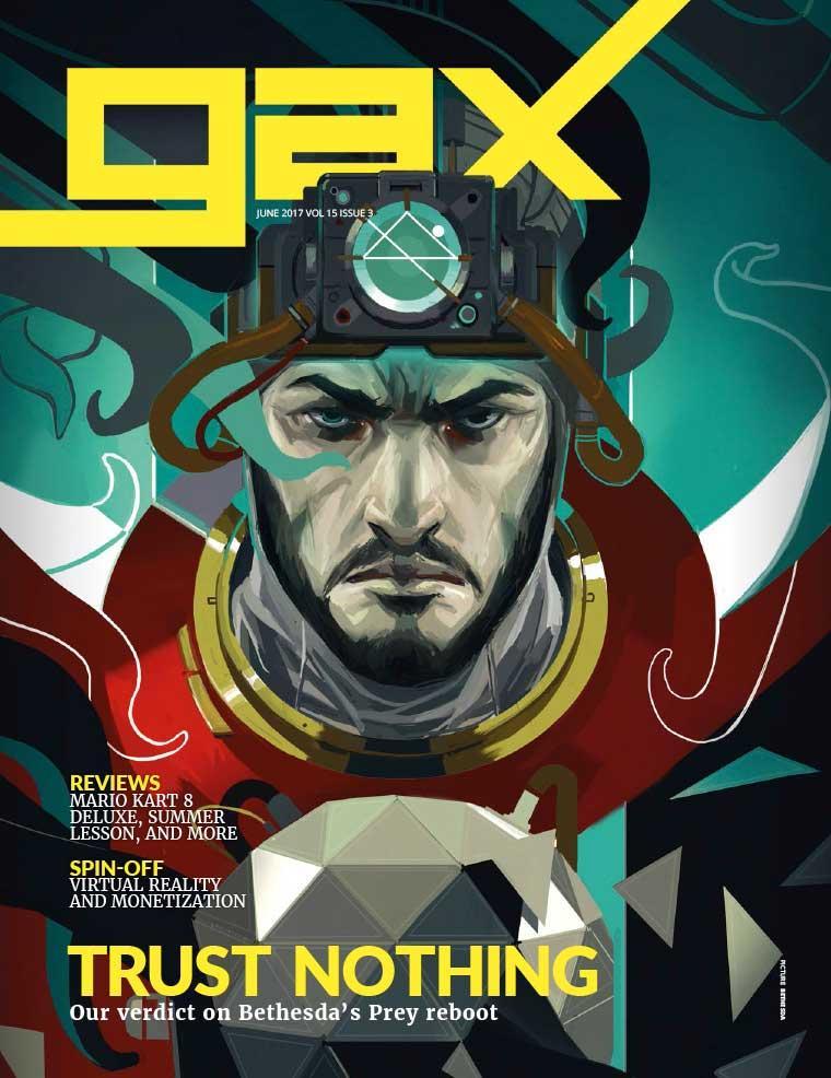 Majalah Digital gax Malaysia Juni 2017
