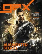 Cover Majalah gax Malaysia Oktober 2016