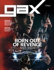 Cover Majalah gax Malaysia November 2016