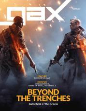 Cover Majalah gax Malaysia Desember 2016