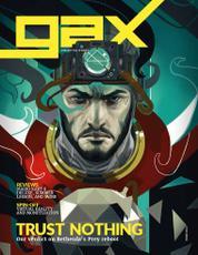 Cover Majalah gax Malaysia Juni 2017