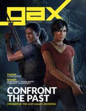 Cover Majalah gax Malaysia September 2017