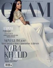 Cover Majalah GLAM November 2017
