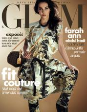 Cover Majalah GLAM Desember 2017