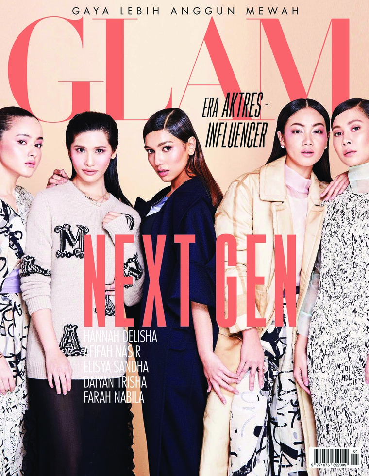 Majalah Digital GLAM Januari 2019