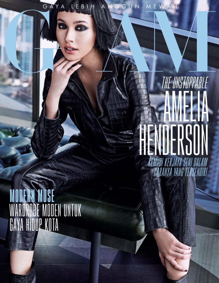 GLAM Digital Magazine August 2019