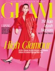 Cover Majalah GLAM Mei 2018