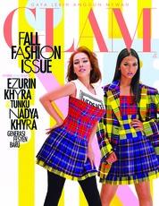 Cover Majalah GLAM September 2018