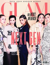 Cover Majalah GLAM Januari 2019