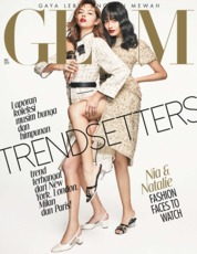 GLAM Magazine Cover March 2019