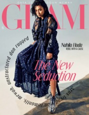 GLAM Magazine Cover