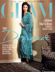 GLAM Magazine Cover May 2019