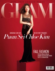 Cover Majalah GLAM September 2019