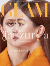 Cover Majalah GLAM Oktober 2019